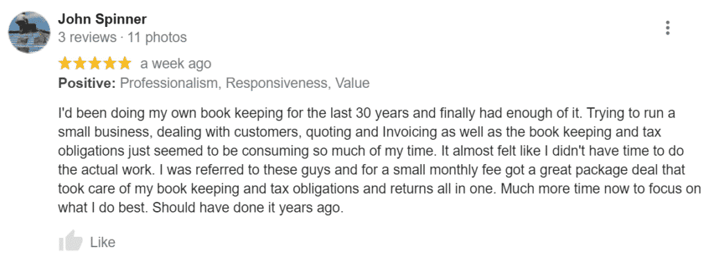 bookkeeping services review